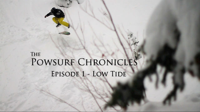 The Powsurf Chronicles Episode 1 Low Tide