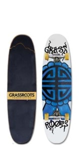 Grassroots Powder Skate 120cm