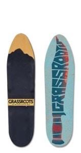 Grassroots Slasher 120cm Powsurfer