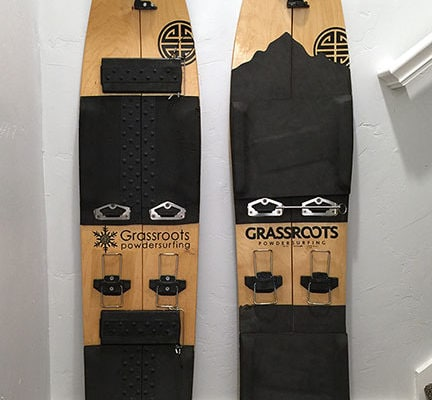 Grassroots Transformer and Classic Split-surfer Models