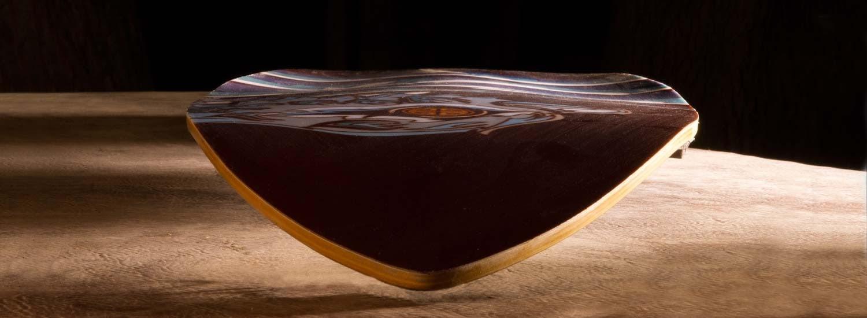 3 Dimensional Base Powsurfer Big Phish 150cm model by Grassroots Powdersurfing