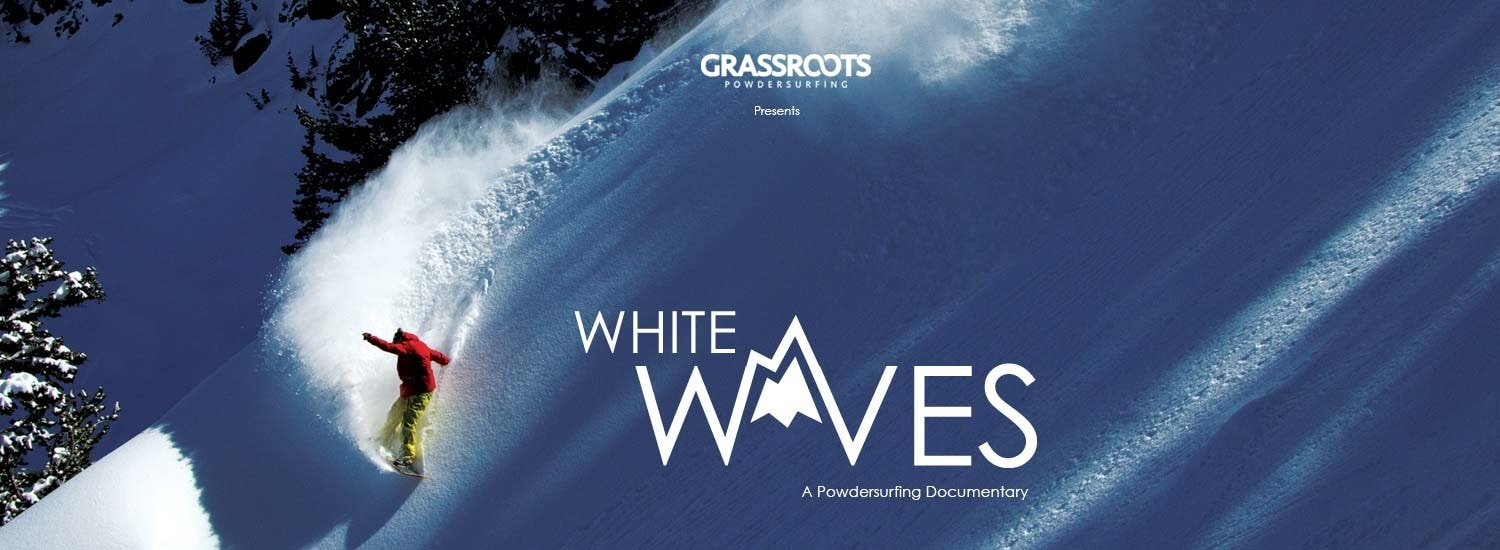 White Waves Film Advertisement