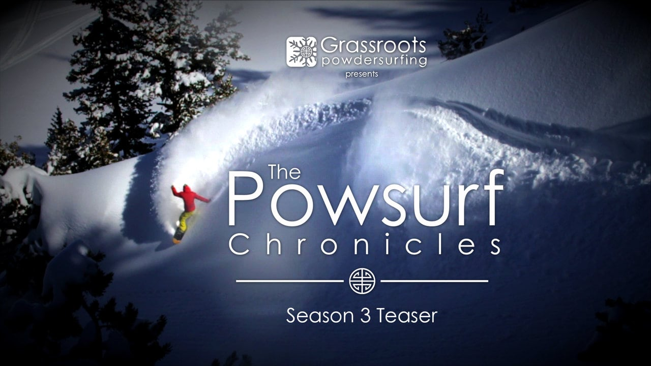 The Powsurf Chronicles Season 3 Teaser Thumbnail