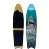 Grassroots Phish Great White with 3 dimensional topsheet. Surf-inspired shape for maximum float and agility.