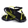 Verts are hingeless snowshoes designed for quick vertical ascent. The perfect companion for powdersurfers.