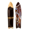 Barracuda 140cm 3D Powsurfer with Stag Graphic