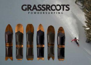 Grassroots Exotic Powsurfers