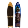 Barracuda 140cm 3D Powsurfer with Tree Graphic