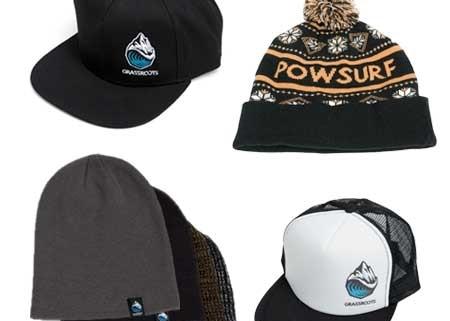 Grassroots Powsurf Headwear