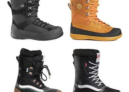 Powsurf Boots Category