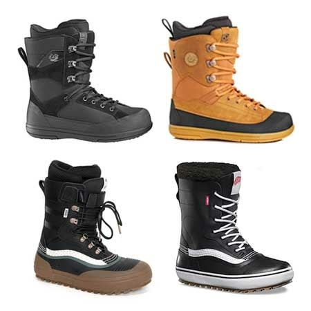 Powsurf Specific Boots